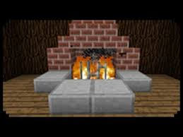 Minecraft How To Make A Bed Minecraft How To Make A Fireplace Youtube