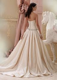mirabella fashion strapless dropped waist ball gown wedding dress 115243 mirabella