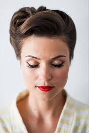 hairstyle for 50 yr old women wedding best 25 50s hairstyles ideas on pinterest retro diy weddings
