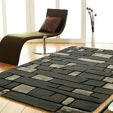 Cool Modern Rugs by Furniture Accessories Best Optical Illusion Rug Cool Floor Rug