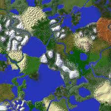 World Biomes Map by Realistic Terrain Generation Rtg U2014 Realistic Biomes Huge