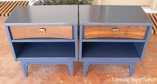 nightstand makeover in six easy steps domestic imperfection