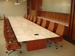 marble conference room table ct 15 24 white calacatta marble conference table on designer pages