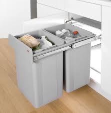 kitchen cabinet recycle bins wesco big bio waste bin 52l the big bio double is base mounted