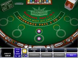 Black Jack Table by What Is The Best Paying Blackjack Bonus Bet Casinosonline Com