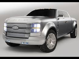 Ford F250 Tri Flex Fuel Truck - ford f 250 super chief concept innovative cars pinterest