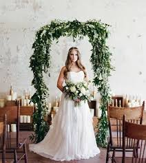 wedding arches flowers 10 floral arches for your wedding ceremony mywedding