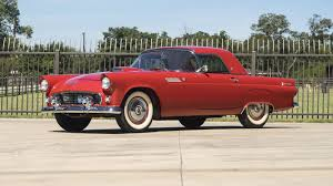 1955 ford thunderbird s105 dallas 2016