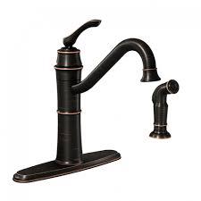 Oil Bronze Kitchen Faucet Moen Faucet Kitchen 28 Images Moen 7365srs Align Single Handle