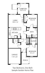 Garden Home Floor Plans by Independent Living Plainfield In Sugar Grove Photo Gallery
