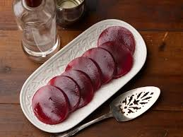 spiked jellied cranberry sauce recipe food network recipe food
