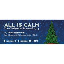 all is calm the christmas truce of 1914 in asheville nc dec 6