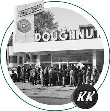 krispy kreme celebrates 80 years with dozen donuts for 80 cents