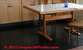 high gloss kitchen floor tiles asbestos floor tile identification