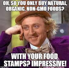 Organic Meme - creepy condescending wonka meme imgflip