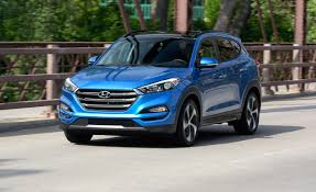 hyundai crossover 2014 2016 hyundai tucson first drive u2013 review u2013 car and driver