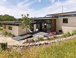 how to build a concrete block house ingenious new building method replaces concrete block with rammed