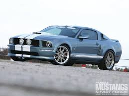 2001 Shelby Mustang Terminator Cobra Vs The Shelby Gt500 Muscle Mustangs U0026 Fast Fords