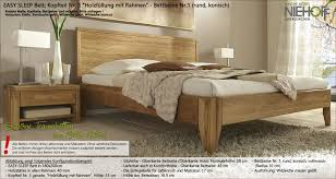 Schlafzimmer Betten Komforth E Naturholz Betten In Wildeiche Kernbuche Niehoff Möbel