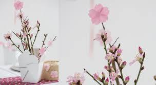 Serviette En Papier Fleur by Origami Facile Une Fleur De Cerisier Prima