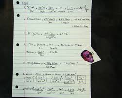 baylor scott chemistry conversion worksheet answers 1 6