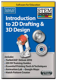 stem solutions for education introduction to 2d drafting u0026 3d design