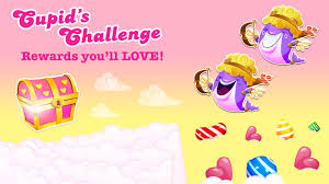 candy crush saga u0027 u0027cupid challenge u0027 lets you compete with others