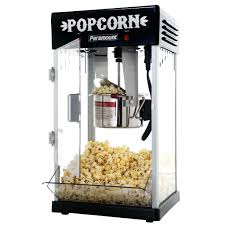 Old Fashioned Popcorn Machine Kitchenaid Red Kettle Great Northern Red Antique Style 8oz Popcorn