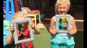 stained glass kids craft fun great project for creativaty youtube