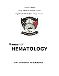manual of hematology pdf download available