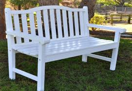bench cbows amazing white outdoor bench white wood 4 ft outdoor