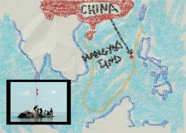 Map Of South China Sea by Old Map Found In Chinese Attic Proves Invincible Claim To Pile Of
