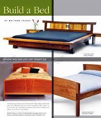 build bed u2022 woodarchivist
