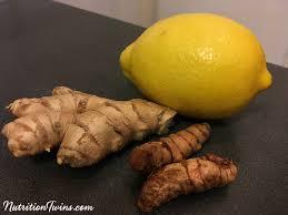 ginger lemon ginger turmeric u201cdetox u201d tea nutrition twins