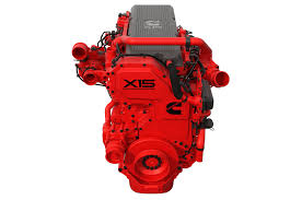 heavy duty truck engine the cummins x15