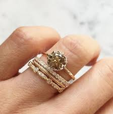 stackable engagement rings best 25 stacked engagement ring ideas on stacked
