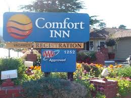 Comfort Inn By The Sea Monterey Exterior Picture Of Comfort Inn Monterey By The Sea Monterey