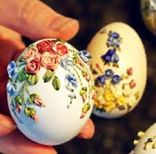 decorative easter eggs how to decorate your easter eggs with textiles interior design