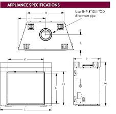astria montebello dlx superior drt6300 direct vent gas