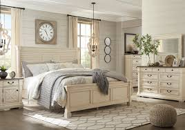 bolanburg queen louvered panel bedroom set louisville overstock