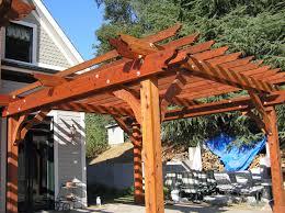 Wood For Pergola by Shaky Pergola Decks U0026 Fencing Contractor Talk