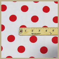 red white polka dot table covers red black polka dot cotton table overlay