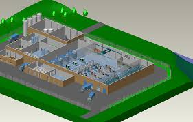 House Layout Program Software For 3d Factory Design And 2d Layout Mpds4