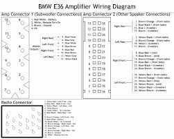 bmw e39 lifier wiring diagram bmw wiring diagrams for diy car
