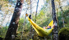 new see through ultralight hammocks pack crazy small gear institute