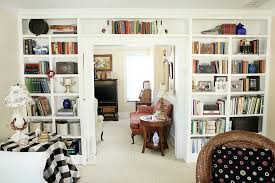 Family Room Cool Bookcases Ideas Cool Bookcase With Glass Doors Target 85 About Remodel Modern