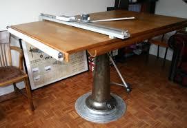 Vintage Drafting Table Industrial Vintage Drafting Table Nike A14 La Boutique Vintage