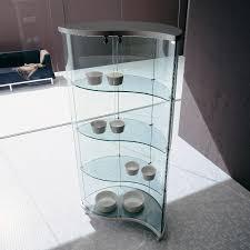 glass corner curio cabinet modern glass corner curio cabinet contemporary homescontemporary homes