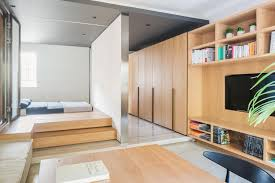 micro apartments micro apartment with open design small apartments tiny functional