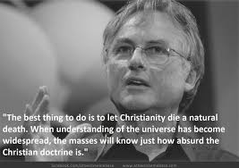 Richard Dawkins Theory Of Memes - inspiring quote by richard dawkins if only christians sat down